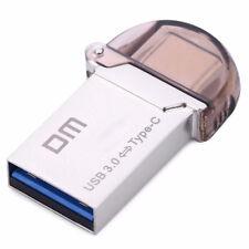 64Go OTG USB-C Type-C / USB 3.0 Clé USB Clef Mémoire Flash / OV Noir