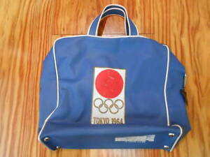 1964 Tokyo Olympics Official Bag for US Delegation