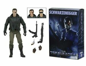 Terminator Genisys T800 Guardian Figure Figurines Action Collection PVC Toy