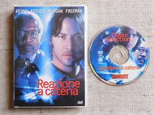 Reazione a catena - Keanu Reeves e Morgan Freeman DVD