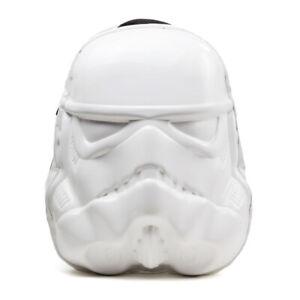 Star Wars Stormtrooper Mask Backpack One Size White/Black
