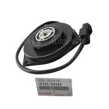 GENUINE Toyota 16363-64080 MOTOR ASSY, BLOWER (FOR CONDENSER) 1636364080