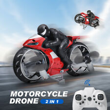 2 Mode RC Drone Flying Motorcycle auto hover 3D Flip mini drone for kids A+ gift