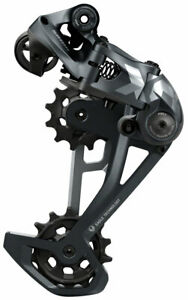 SRAM X01 Eagle Rear Derailleur - 12-Speed, Long Cage, 52t Max, Lunar