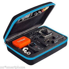 Protective Storage Carry Hard Case Bag Box For GoPro Hero 5 3+ 3 2 6 Accessories