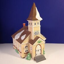 Dept 56 New England Village SLEEPY HOLLOW CHURCH w/box Combine shipping!