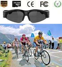 Hot POV Biker Golf police 1080P Eye Smart glasses Camera Sport Video Cam DVR E8B