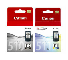 Genuine Canon 510, 511, Multipack Ink Cartridges, Canon PG-510, CL-511, 2970B010