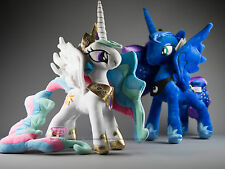 My Little Pony Princess Celestia & Princess Luna Plush Bundle UK Quality Stock