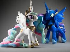 My Little Pony Princess Celestia & Princess Luna Plush Bundle UK Quality Stock