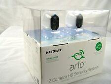 Netgear Arlo 2 Camera HD Security System 100% Wire-free Indoor/Outdoor