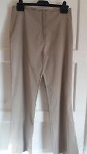 "SH10) Elastico Donna Pantaloni Pietra-color taglia? 10/12? (30"" -32"" gamba)"