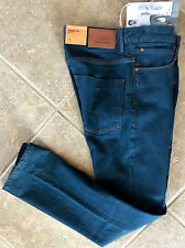 Hugo Boss Orange 63 Jeans 36 32 Slim Fit Medium Wash Denim 50327650 415 NWT