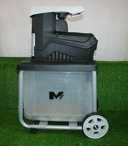 Mac Allister MSHP2800D-2 Corded 2800W Silent Shredder
