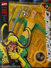 1/6 Round 2 Captain Action DELUXE MARVEL Comics LOKI w Hawkeye Parts