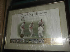 MARK WAUGH HAND SIGNED LIMITED EDITION CATCH IT PRINT FRAMED + C.O.A