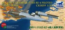 Bronco 1/35 35059 V-1 Fi 103 Re-4 Piloted Flying Bomb