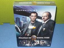 POLICIAS DE NUEVA YORK - 2 TEMPORADA - 6 DVDS - PRECINT