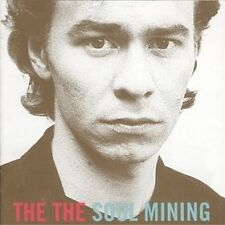 THE THE Soul Mining CD NEW Matt Johnson