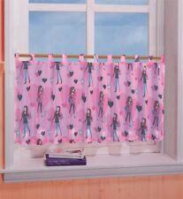 DORMITORIO INFANTIL Visillo panneaux Corazón Girl motivo x 50 150 cm