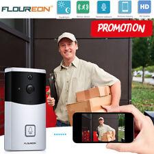 Ring Video Doorbell Wireless WiFi Security Phone Bell Intercom 720P 2 Way Talk