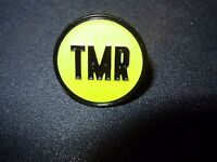 THIRD MAN RECORDS TMR Logo LAPEL PIN jack white stripes vault