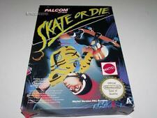 Skate or Die Nintendo NES Boxed PAL Preloved *Complete*