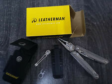 Leatherman Charge Plus TTI Multi-Tool 19 Function 832537 Titanium With Sheath