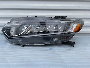 2018 2019 2020 HONDA ACCORD LEFT SIDE HEADLIGHT HALOGEN OEM