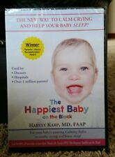 The Happiest Baby On The Block DVD By Harvey Karp Brand New - Factory Sealed.