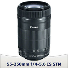 Canon EF-S 55-250mm F4-5.6 IS STM Lens for Canon T6i T3i T5i T5 T4i 60D 70D SL1