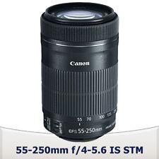 Canon EF-S 55-250mm F4-5.6 IS STM Lens for Canon T6i T3i T5i T5 T4i 60D 70D SL1