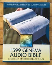 1599 Geneva Audio Bible MP3 Compact Discs Tolle Lege 2007