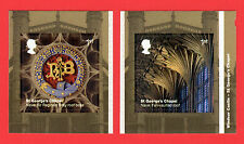 2017 WINDSOR CASTLE - SELF ADHESIVE Single Stamps from Booklet PM55  3926 - 3927