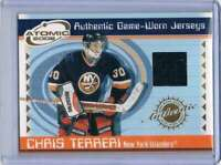 2001 Atomic Jerseys #39 Chris Terreri