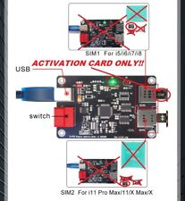 REPLACEMENT ACTIVATION CARD ONLY FOR R-SIM DONGLE UPDATER FOR RSIM 15/14/12 !!!