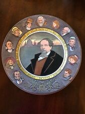 Royal Doulton Dickens Diaplay Plate D6306