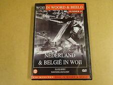 DVD / WOII - IN WOORD & BEELD NR.11 - NEDERLAND & BELGIE IN WOII