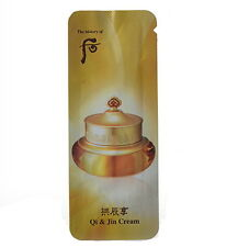 The History of Whoo Gongjinhyang Qi & Jin Cream 100ml(1ml x 100ea) Free shipping