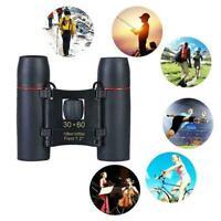 30x60 Zoom Day Night Vision Binoculars Travel Outdoor S Telescope Hiking Fo S0K2