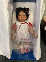 Ulrike Hofmann Vinyl Puppe 50 cm. Mit Karton. Top Zustand