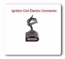 Ignition Coil Electric Connector Repair Kit Harness Audi VW Jetta Passat