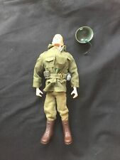 Action Man Combat Soldier 34012 NOT COMPLETE - Painted Rivet Figure