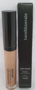 BareMinerals Gen Nude Patent Lip Lacquer - # Yaaas 3.7ml/0.12oz