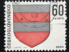 1968 60h Czechoslovakia Stamp