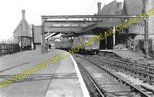 Lancaster Green Ayre Railway Station Photo. Midland Railway. (1)
