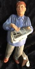Royal Doulton The Parisian French Newspaper Seller Mint Condition