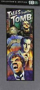 TALES FROM THE TOMB - 10 GREATEST HORROR SET VINCENT PRICE - NEW DVD MOVIE DISC