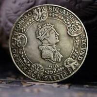 Roman Empire King Collection Silver Dollar commemorative coin B5T6