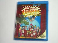 Seth MacFarlanes Cavalcade of Cartoon Comedy (Blu-ray Disc, 2009) FREE SHIP